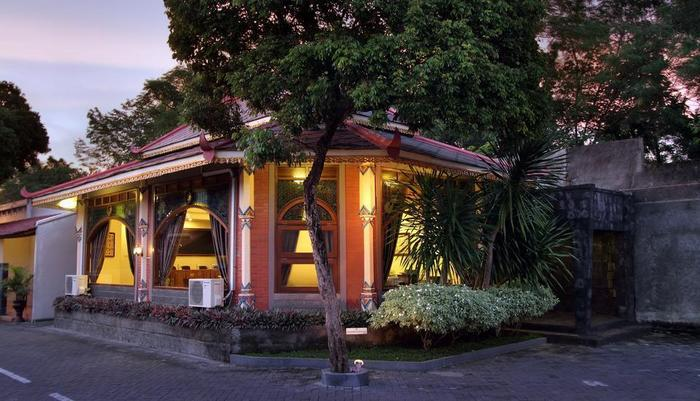 Cakra Kusuma Hotel Yogyakarta - Ruang Meeting Kusuma