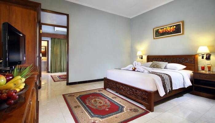Cakra Kusuma Hotel Yogyakarta - Kamar Tamu Suite