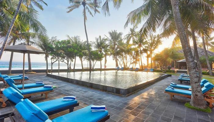 Nirwana Resort Bali - Kolam Renang