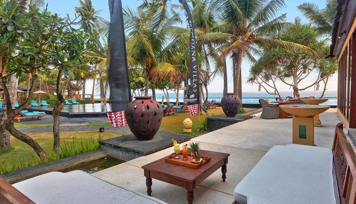 Nirwana Resort Bali - Taman