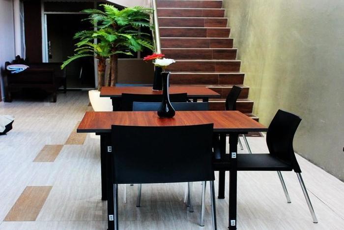 Hotel Novatel Yogyakarta - Tangga