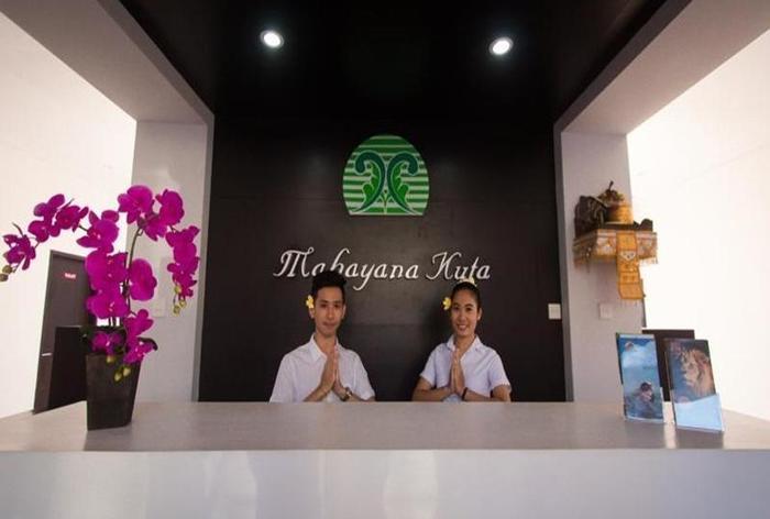 RaBaSTa Mahayana Kuta - Resepsionis