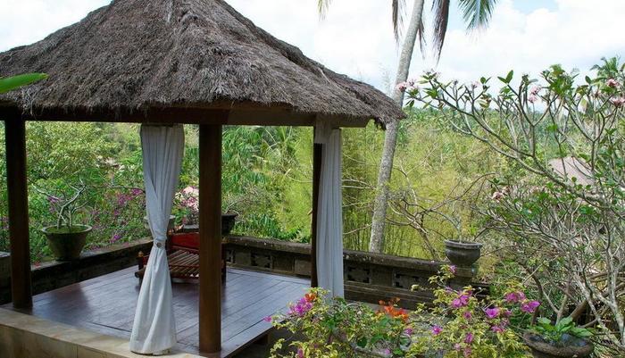 Bunga Permai Hotel Bali - Gazebo