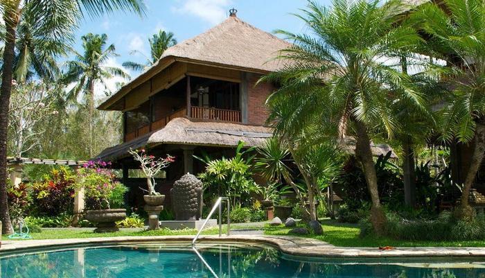 Bunga Permai Hotel Bali - Tampilan Hotel