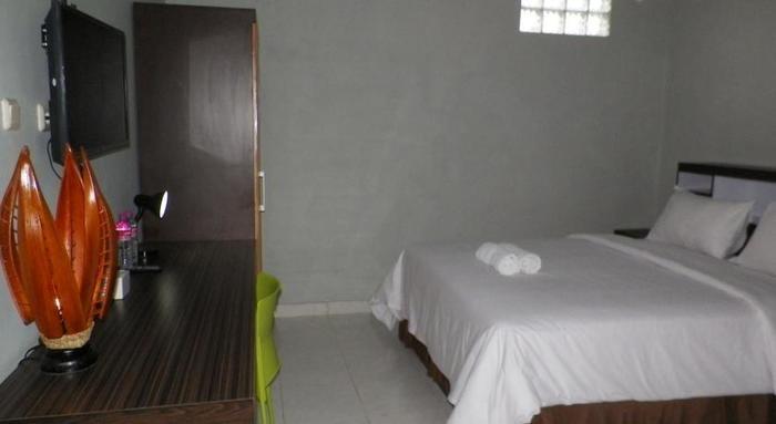 Hotel Star 88 Yogyakarta - Kamar tamu