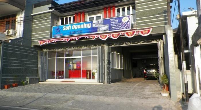 Hotel Star 88 Yogyakarta - Tampilan Luar Hotel