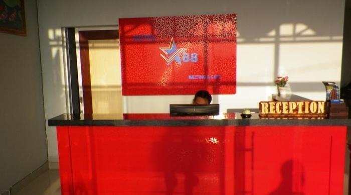 Hotel Star 88 Yogyakarta - Resepsionis