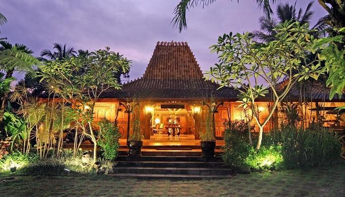 Joglo Plawang Yogyakarta - Tampilan Luar