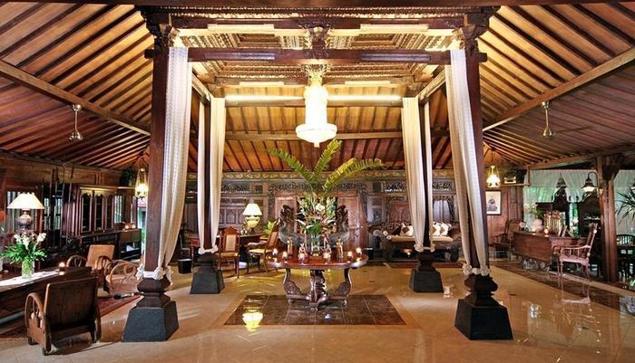 Joglo Plawang Yogyakarta - Lobi