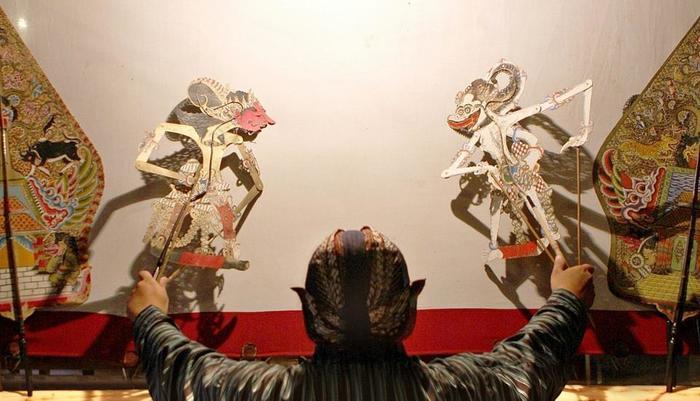 Joglo Plawang Yogyakarta - Pertunjukan Wayang