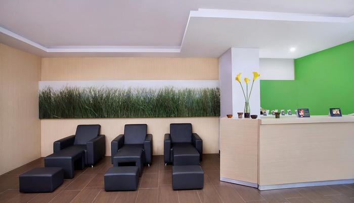 MaxOne Hotel Belitung - lobby