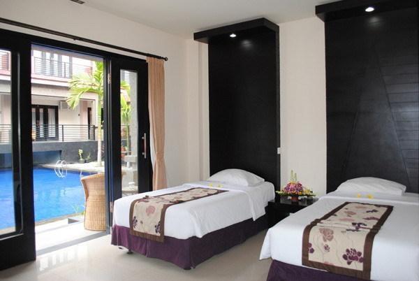 Taman Tirtha Ayu Pool & Mansion Bali - Kamar Tamu