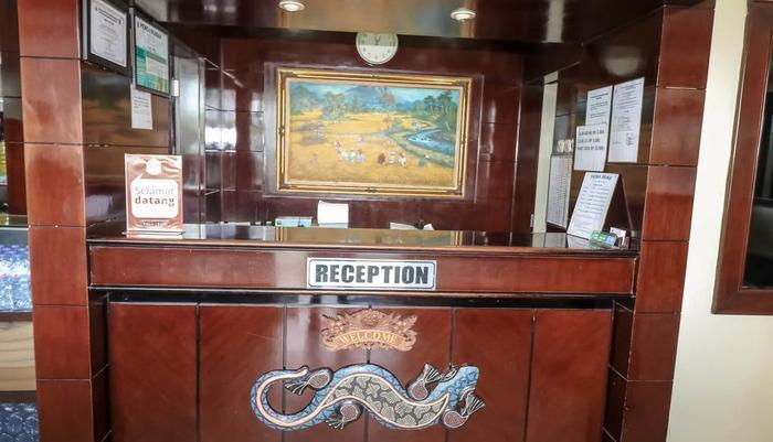 NIDA Rooms Sawah Besar Mangga Dua Gunung Sahari Raya - Resepsionis