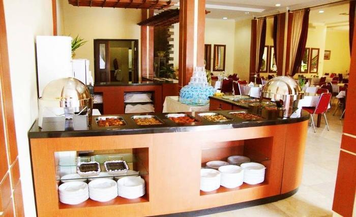 Hotel Kuala Radja Banda Aceh - Ruang makan