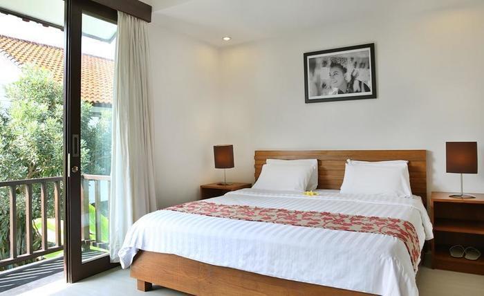 Seminyak Town House Bali - Kamar tamu