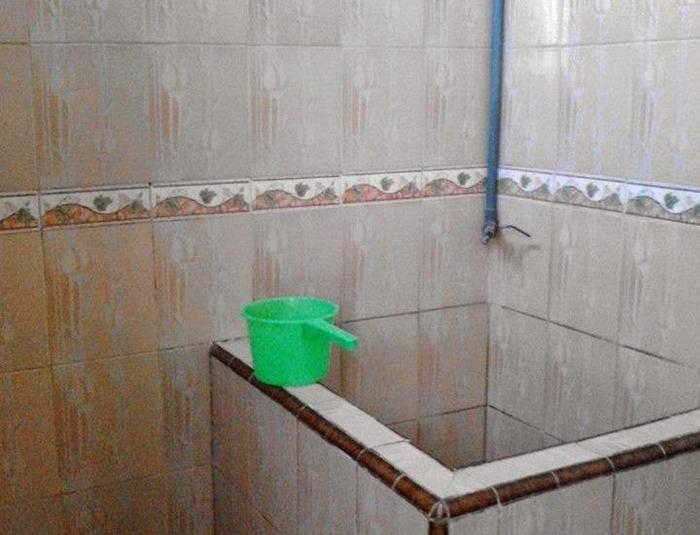 Homestay Bukit Indah @ Bromo Probolinggo - Bathroom