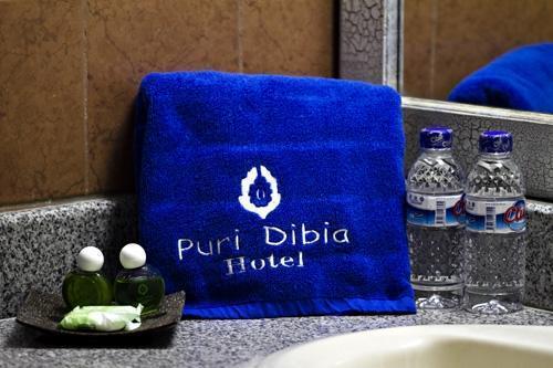 Puri Dibia Hotel Bali - Kamar mandi