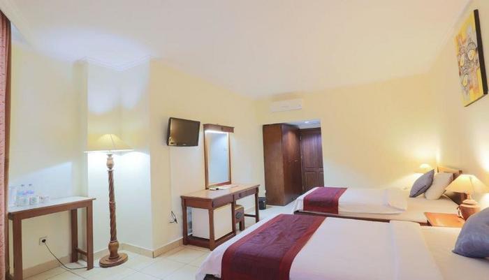 Puri Dibia Hotel Bali - Ruang kamar