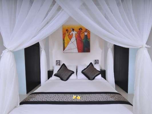 Sunset Mansion Bali - Kamar tidur