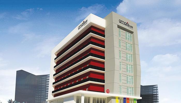 Hotel Amaris Madiun - Tampilan Luar Hotel