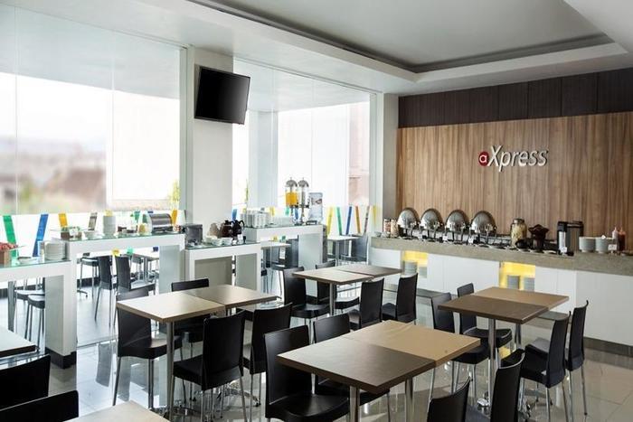 Hotel Amaris Madiun - Ruang makan