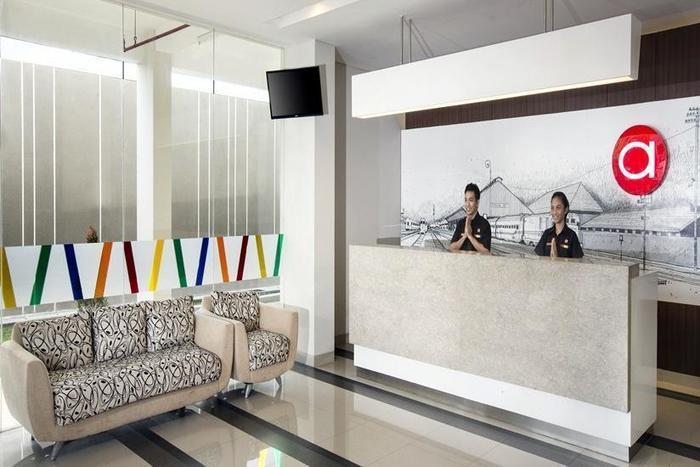 Hotel Amaris Madiun - Resepsionis