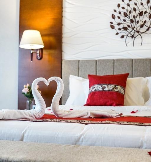 Griya Persada Convention Hotel & Resort Bandungan Semarang - President Suite