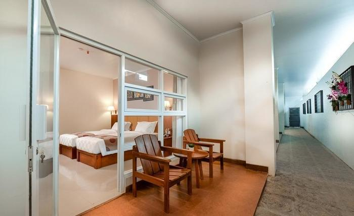 Griya Persada Convention Hotel & Resort Bandungan Semarang - Deluxe