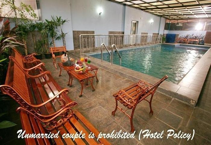 Hotel Alia Cikini - Kolam Renang