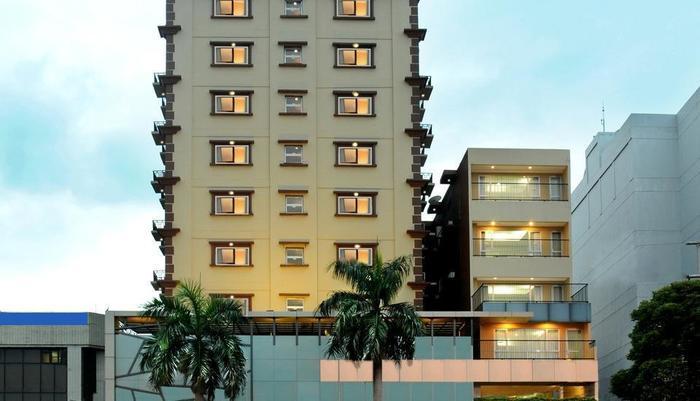 Hotel Alia Cikini - eksterior