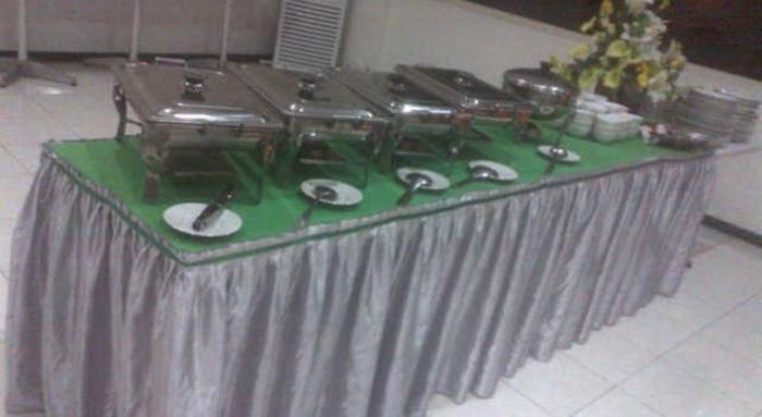 eBizz Hotel Jember - Ruang makan