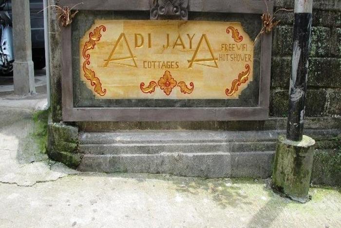 Adi Jaya Cottages Bali - Tampilan Luar Hotel
