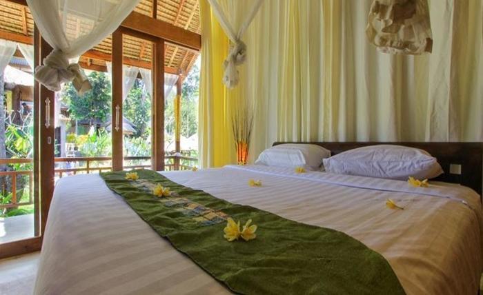 Liyer House Bali - Kamar tamu
