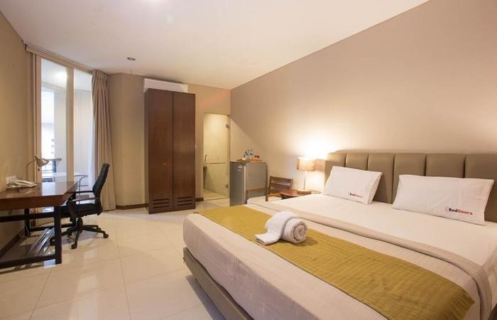 W Home Palem Jakarta - Kamar