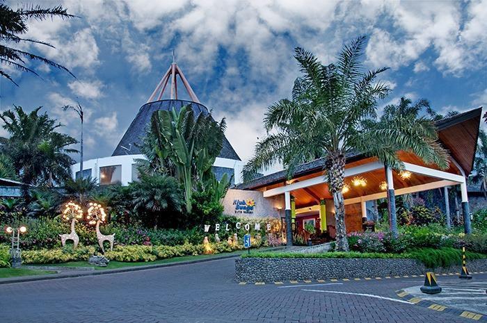 Hotel Penginapan Murah Klub Bunga Butik Resort Di Malang