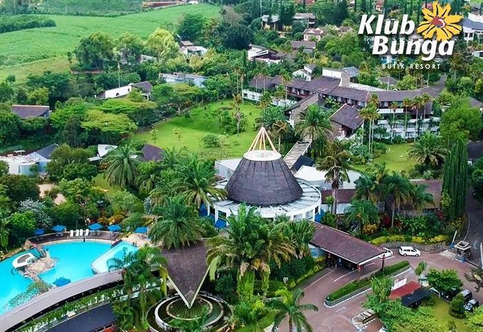 Klub Bunga Butik Resort Batu - View