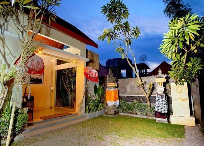 Villa Travis Bali - Eksterior