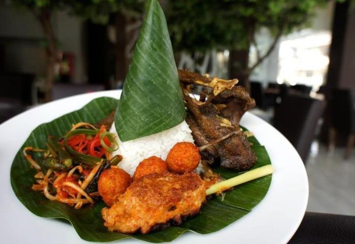 Grand Sovia Bandung - Menu