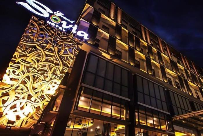 Grand Sovia Bandung - depan