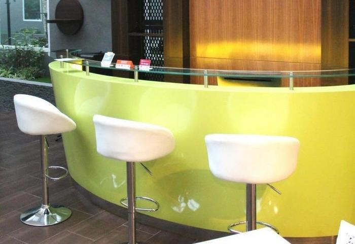 Core Hotel Bonnet Surabaya - Lounge