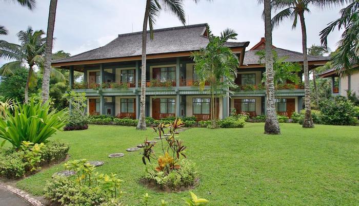 Jayakarta Hotel Lombok - Garden
