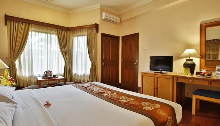 Jayakarta Hotel Lombok - Kamar Deluxe