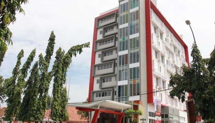 Metland Hotel Cirebon - Bangunan Hotel