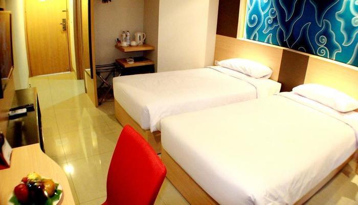 Metland Hotel Cirebon - Kamar Twin