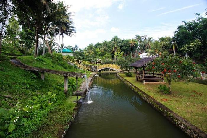 Resort Prima Sangkanhurip Kuningan - Saung Kahyangan