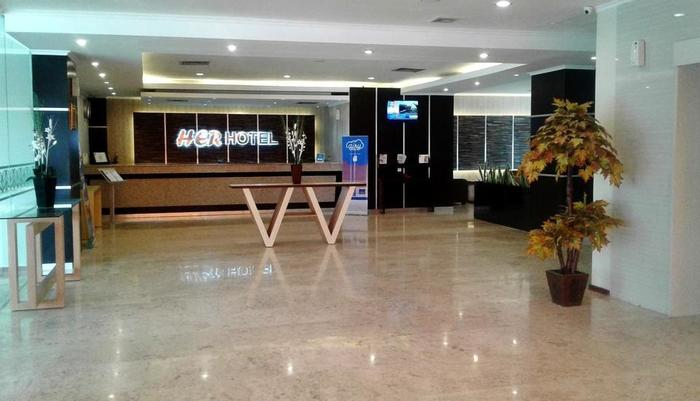 Her Hotel & Trade Center Balikpapan - Tempat Registrasi