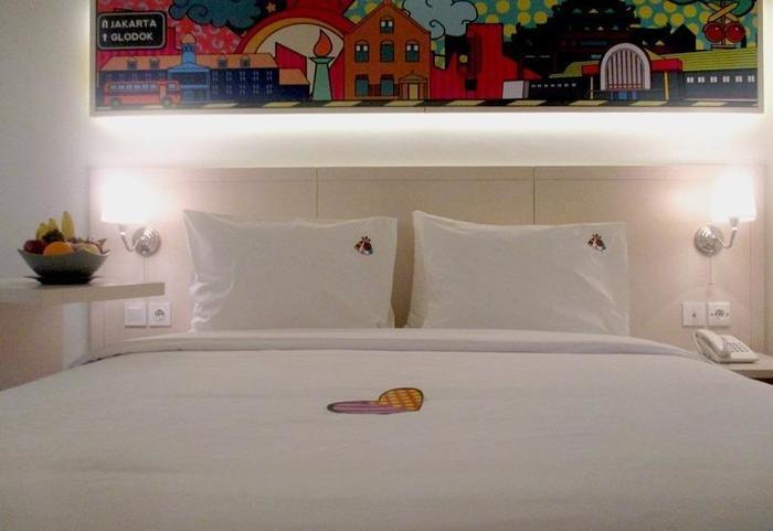 MaxOneHotels Glodok - Warmth bedroom