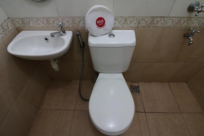 NIDA Rooms Airport Taman Siring Banjarbaru Banjarbaru - Kamar mandi