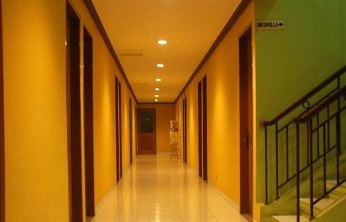 Hotel Permata Bandara Tangerang - Koridor