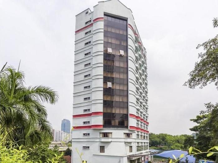 Hotel Penginapan Murah My Premier Di Kuala Lumpur